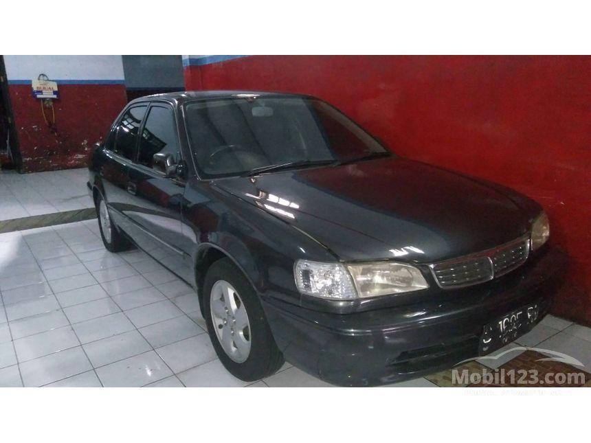 2000 Toyota Corolla Sedan