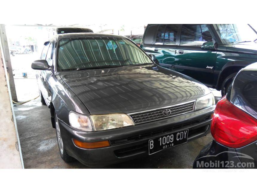 1994 Toyota Corolla Sedan