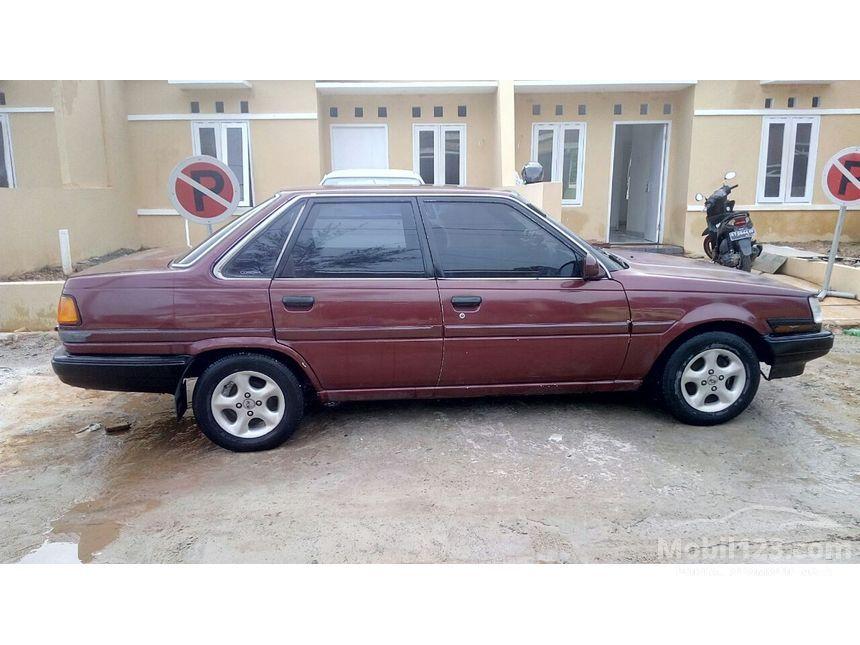 1984 Toyota Corona 1.8 Manual Sedan