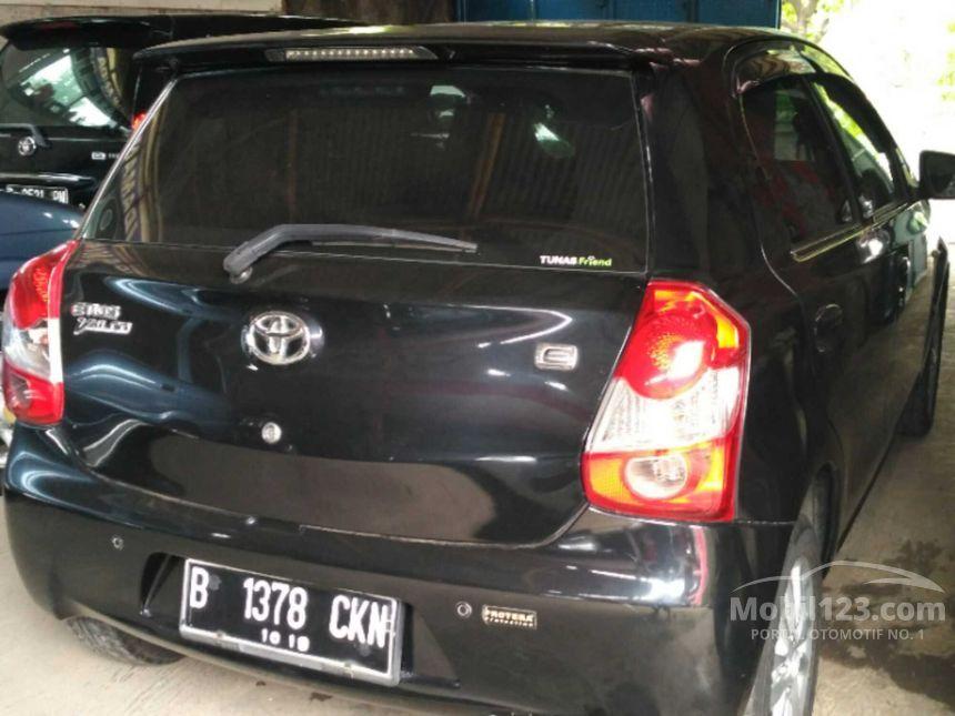 2014 Toyota Etios Sedan