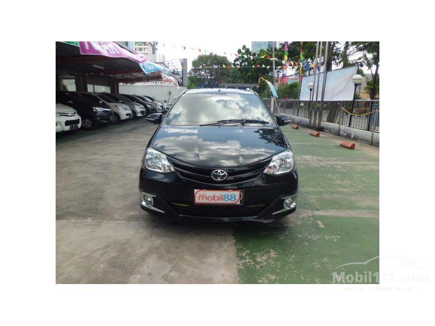Toyota Etios 2013 1.2 di Jawa Timur Manual Sedan Hitam Rp ...