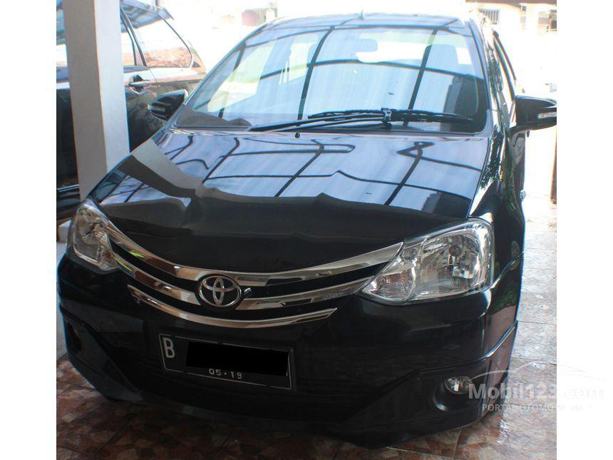 Jual Mobil Toyota Etios Valco 2014 G 1.2 di DKI Jakarta ...