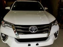 2016 Toyota Fortuner G 2.4 Automatic SUV