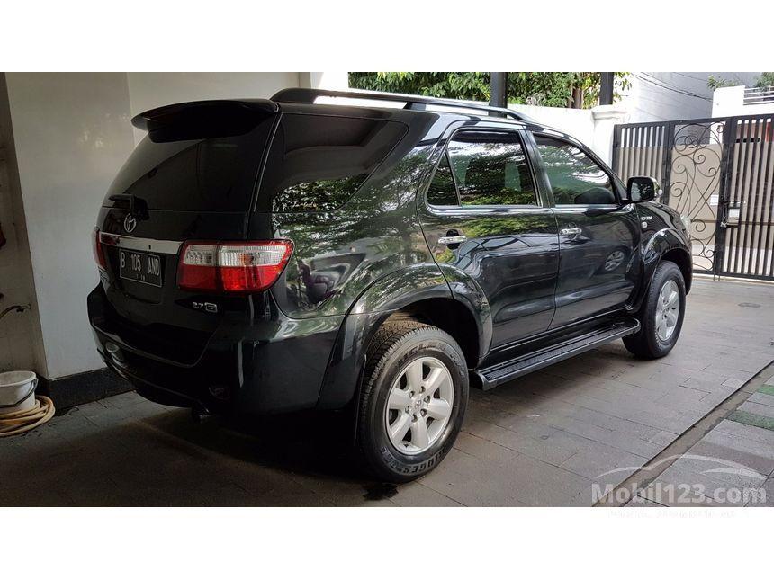 Toyota Fortuner 2008 G Luxury 2 7 Di Dki Jakarta Automatic