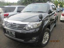 [Lelang] 2011 Toyota Fortuner G