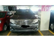2012 Toyota Fortuner 2.7 G Luxury SUV