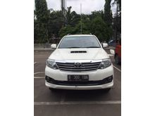 2013 Toyota Fortuner 2.5 G VNT TURBO