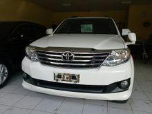 2012 Toyota Fortuner 2.5 G SUV