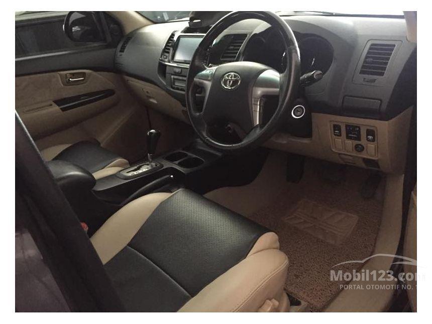 Toyota Fortuner 2013 G 2.5 di Jawa Timur Automatic SUV ...