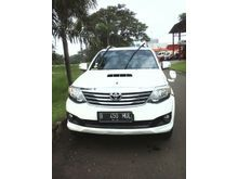 2013 Toyota Grand Fortuner G Matic Diesel 2013