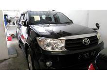 2010 Toyota Fortuner 2.5G