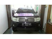 2011 Toyota Fortuner 2.5 G SUV
