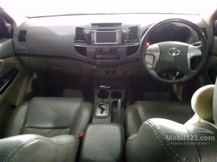 Toyota Fortuner 2011 G 2.5 di Jawa Timur Automatic SUV ...