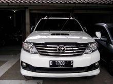 2012 Toyota Fortuner 2.5 G VNT