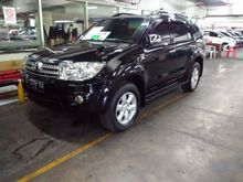 2010 Toyota Fortuner 2.5 G SUVToyota Fortuner 2.5 G diesel SUV tdp 40 jt