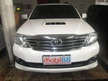 2013 Toyota Fortuner 2.5 G SUV