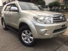 Toyota Fortuner 2.5 Turbo Diesel MT