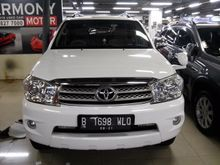 2011 Toyota Fortuner G
