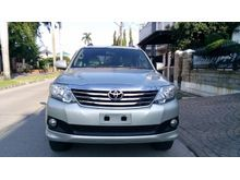 2012 Toyota Fortuner 2.5 Turbo Diesel AT