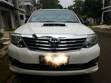 Toyota Fortuner 2.5 G VNT 2013