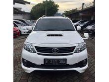 2015 Toyota Fortuner 2.5 G VNT TRD Sportivo