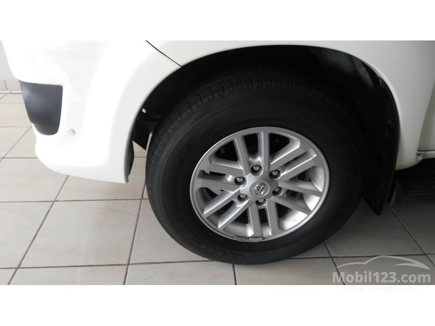 2014 Toyota Fortuner G SUV