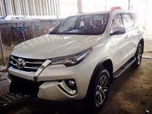 2016 Toyota Fortuner 2.4 G SUV murah