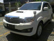 2013 Toyota Fortuner G VNT jarang pake