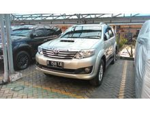 2012 Toyota Fortuner 2,5 G