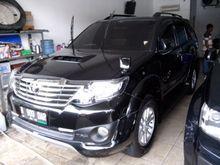 2013 Toyota Fortuner 2.5 G TRD