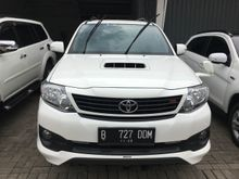 Toyota Fortuner 2.5 G TRD 2015 ISTIMEWA MULUS LIKE NEW GRESS TOP CONDITION