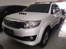 2013 Toyota Fortuner 2.5 G manual TRD vnt turbo SUV