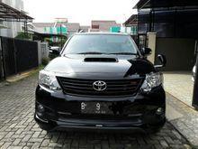 2014 Toyota Fortuner 2.5 G TRD SUV TDP 29 Juta No PR