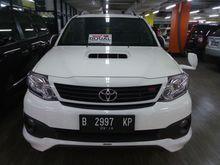 2013 Toyota Fortuner VNT TURBO