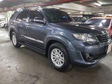 2013 Toyota Fortuner 2,5 G TRD