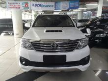 2013 Toyota Fortuner 2.5 G TRD Matic