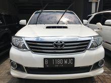 2014 Toyota Fortuner 2.5 G TRD Antik Seperti Baru Gress Top Condition Full Orisinil