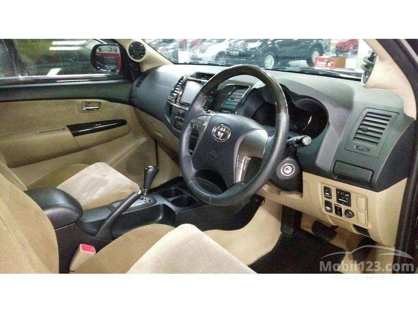 2015 Toyota Fortuner G TRD SUV