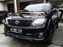 Toyota Fortuner 2,5 G Vnturbo TRD DIESEL 2014 AT #blacksteelMica