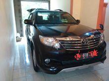 2012 Toyota Fortuner 2.5 G TRD SUV