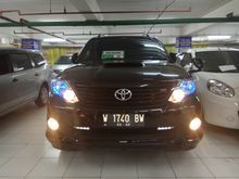 2015 Toyota Fortuner 2.5 G TRD SUV2015 Toyota Fortuner 2.5 G TRD VNT hitam istimewa
