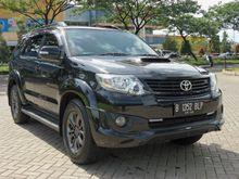 PASKAH. Toyota Fortuner 2.5 G TRD 2014 FACELIFT