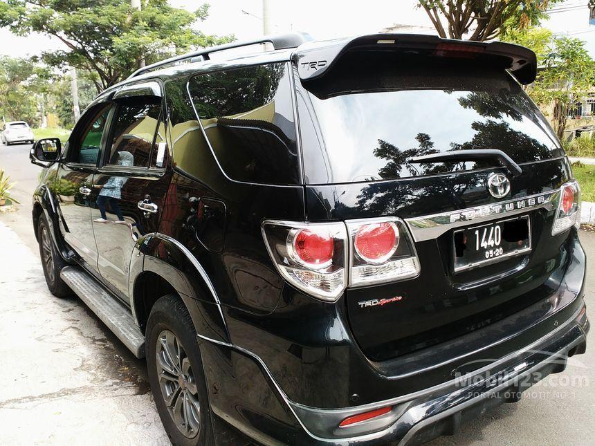 2014 Toyota Fortuner G TRD SUV