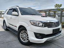 2013 Toyota Fortuner 2.5 G TRD Sportivo SUV