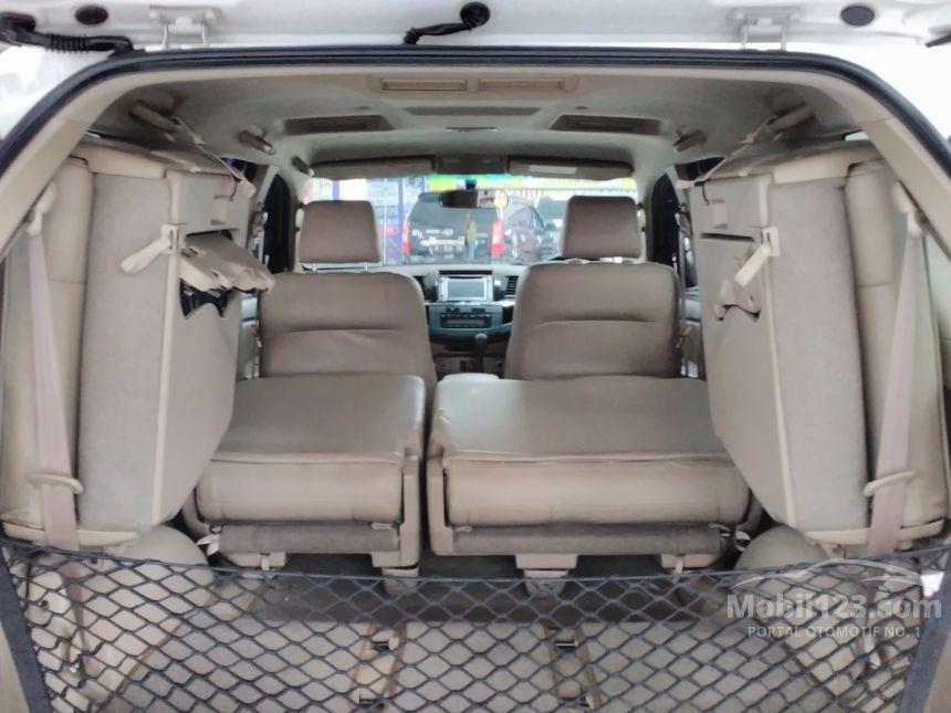 2012 Toyota Fortuner G TRD SUV