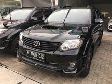 2015 Toyota Fortuner 2.5 G TRD Antik Seperti Baru KM 5rb RECORD ISTIMEWA Harga Nego GRESS