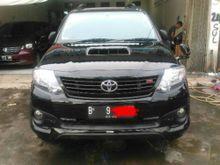 Toyota Fortuner 2.5 G TRD  VNT tdp 29jta tahun 2014