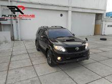 2014 Toyota Fortuner GVNT TRD 4x2At Km 23rb Asli Record
