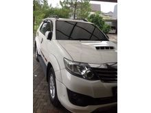 2013 Toyota Fortuner 2.4 SUV Offroad 4WD
