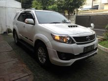 2013 Toyota Fortuner 2.7 TRD G Luxury SUV